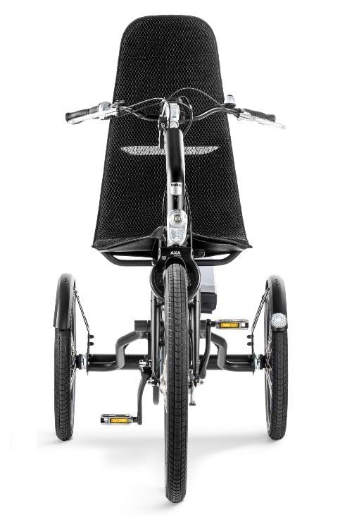 Huka Cortes 8-speed Lig Driewieler fiets elektrische met onderstening