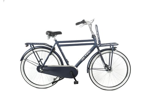 Altec-Retro Transportfiets- 28inch Herenfiets-N3-Heren-Jeans Blauw-58-cm