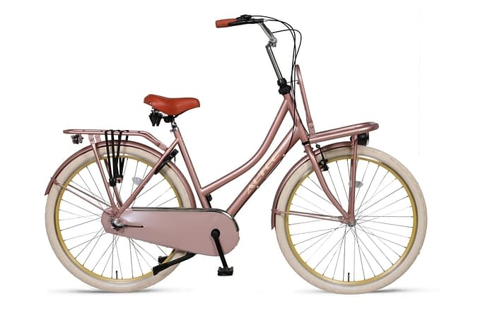 Altec-Love Damesfiets 28 inch-Transportfiets-N3-Lavender-Nieuw