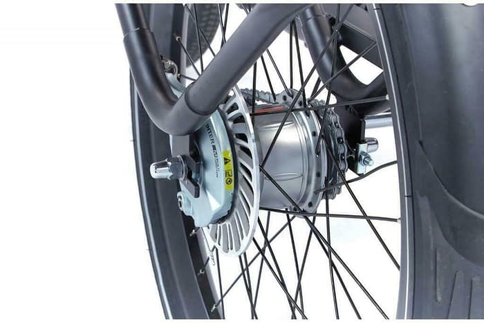 popal-wave-volwassen-driewieler-met ondersteuning-unisex detail achterrem