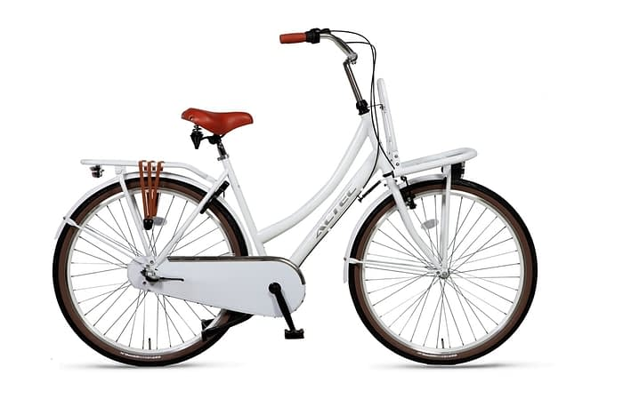 Altec-Dutch-Damesfiets-28inch-Transportfiets-N3-53cm-Snow-White