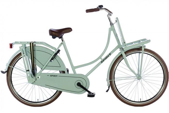 Spirit Omafiets 26 inch (model 2016) Groen