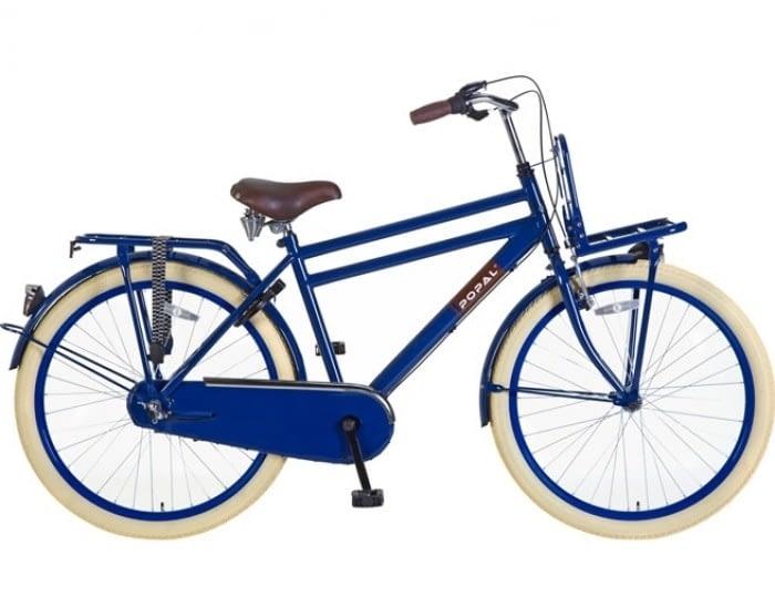 Transportfiets Popal Transit N3 Jongens 26 inch Blauw