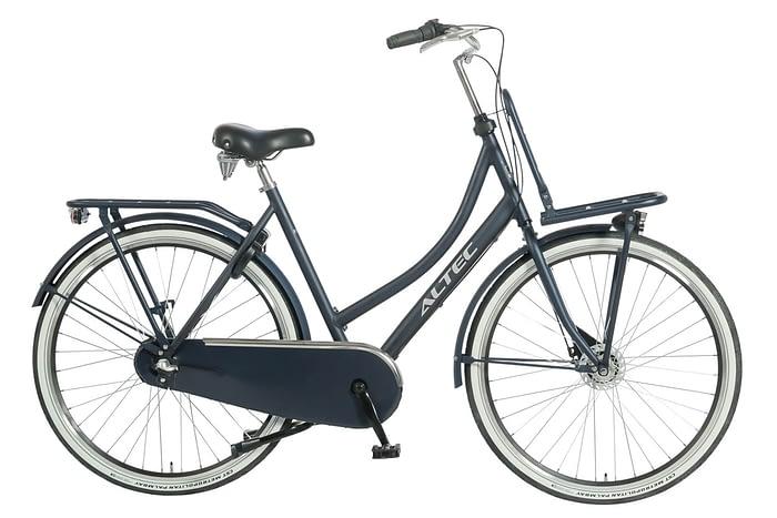 Altec-Retro Transportfiets- 28inch Damesfiets-N3-Dames-Jeans-Blue-58-cm 282304