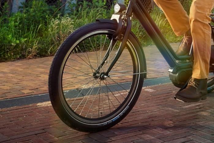 Huka vasco Elektrische driewieler fiets met ondersteuning volwassenen en senioren