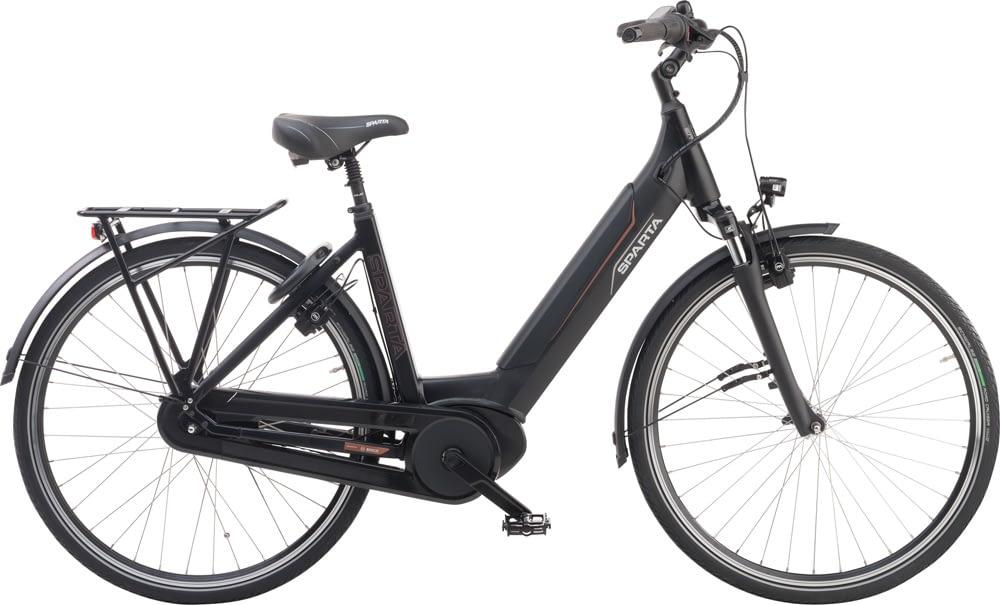 Sparta M7TB Lageinstap Elektrische damesfiets 28 inch 50cm 54cm fiets