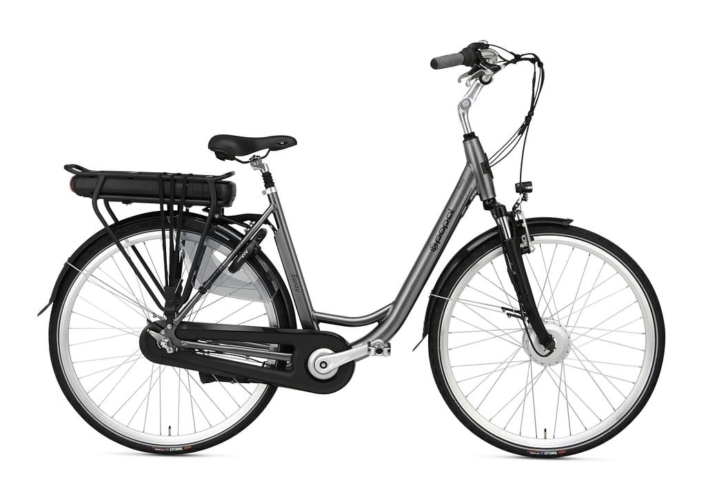 Popal Sway Dames elektrische fiets 28 inch grey