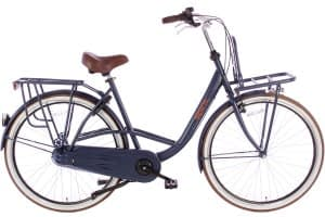 spirit-daily moederfiets 28 inch mamafiets -jeans-blauw-2830