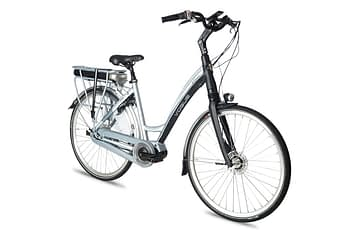 Vogue Elektrische fiets 28 inch royal_Blauw-Silver2
