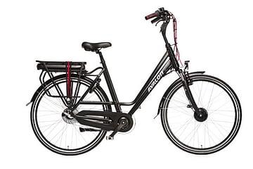 AVALON Elektrische fiets E-bike 28 inch-ELECTRIC-ZWART