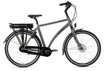 Popal E-Volution 17.0 Elektrische herenfiets 28 inch-Iron Grey