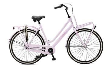 Metropolis RN3 dames transportfiets shiny pink