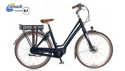 Popal elektrische fiets dames E-Volution 8.1 ANWB getest