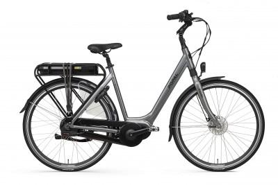 Popal elektrische fiets dames E-Volution 12.0