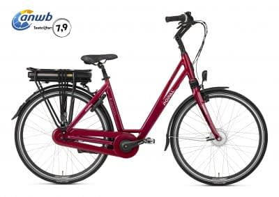 Popal elektrische fiets Dames E-Volution 5.0 Anwb getest