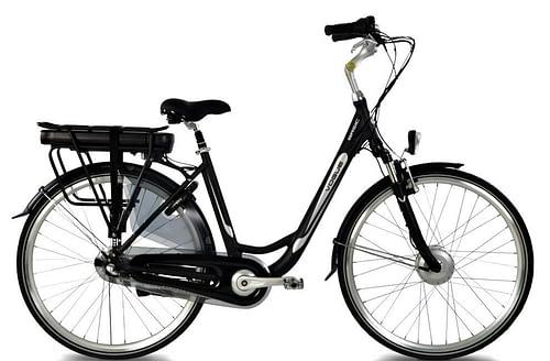 vogue_basic_elektrische fiets 28_inch_50_cm_damesfiets_3Speed-mat-zwart (2)