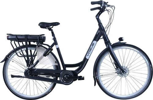 vogue_infinity Elektrische fiets damesfiets_mds_28_inch_51_cm-sp_rollerbrakes_matzwartjpg