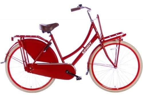 spirit-transporter Damesfiets 28 inch meisjesfiets-rood-2805-500x450