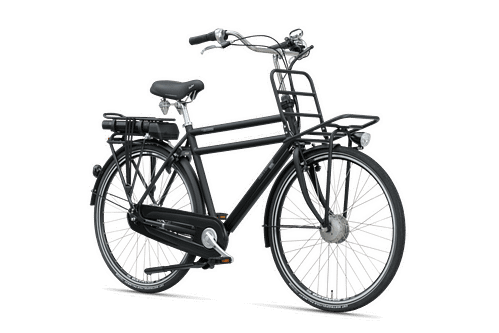 De Batavus CNCTD. E-go® Elektrische herenfiets 28 inch BE500560_H_C zwart ttt