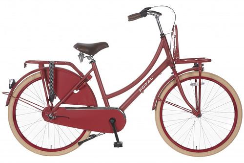 Popal Daily Dutch Urban Luxe 24 inch Mat-rood