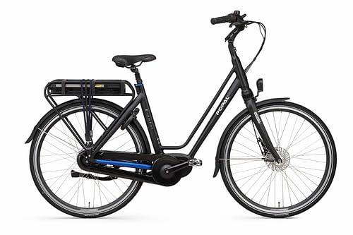 Popal E-Volution 10.0 Elektrische fiets 28 inch Black