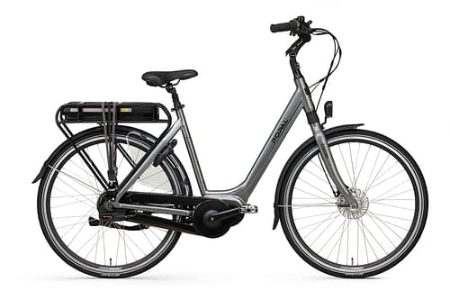 Popal E-Volution 12.0 Elektrische damesfiets 28 inch Iron Grey