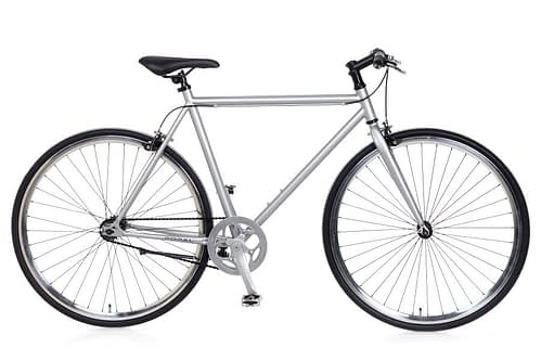 popal Fixed gear 28 inch Grijs