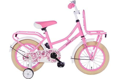spirit-omafiets 12 inch roze