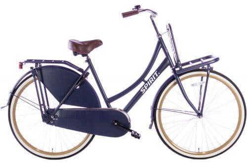 spirit-transporter Damesfiets 28 inch meisjesfiets-jeans-blauw-2805-500x450