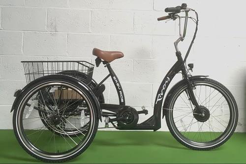 troy easy ride volwassen driewieler
