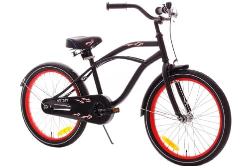 Spirit Hot Cruise 20 inch: Mat-Zwart