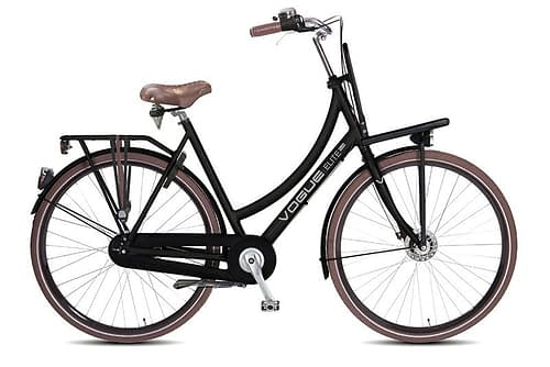 Vogue Elite 3 Speed Damesfiets + Rollerbrake 28 inch Mat Bruin