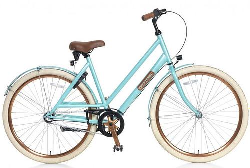 Popal Montebella N3 damesfiets 28 inch licht blauw