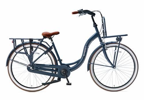 Popal Mare moederfiets 28 inch moederfiets verlengde frame fiets Damesfiets