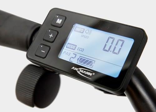 Aldo Lage Instap fiets Elektrisch inch Comfort E-Bike 28 display