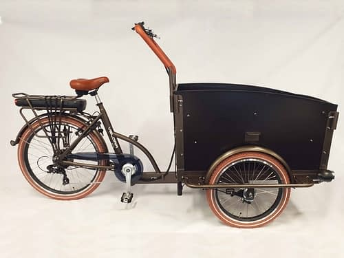 Velora-City Bakfiets Troy-Brown-1