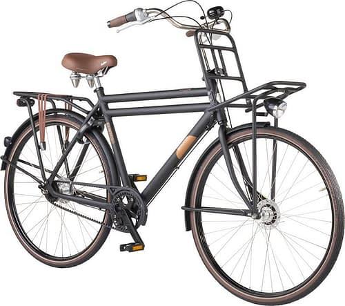 Sparta pick up Belt drive Fiets Heren Transportfiets 28 inch 2