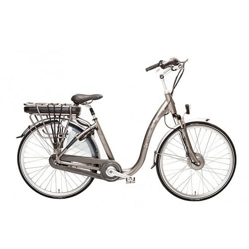 vogue_Comfort_elektrische fiets 28_inch_51_cm_damesfiets_7v_rollerbrakes_ mat-grijs
