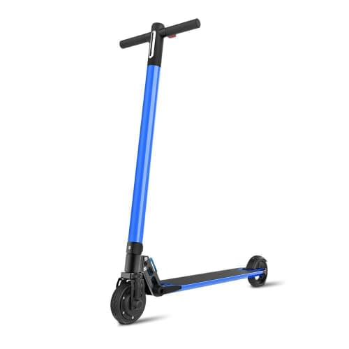 Power Step One Elektrische Step Blauw
