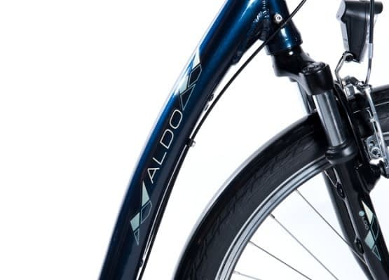 Aldo Comfort Lage instap seniorenfiets 26 inch damesfiets stadsfiets frame