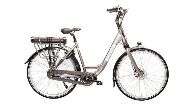 Vogue Infinity Elektrische fiets damesfiets 28 inch_Grey