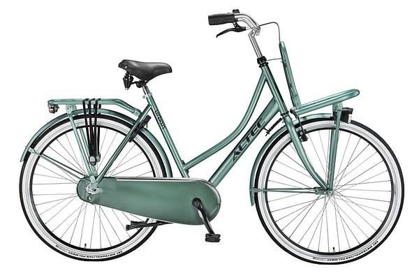 altec-urban Dames Transportfiets-28inch-50cm-army-green