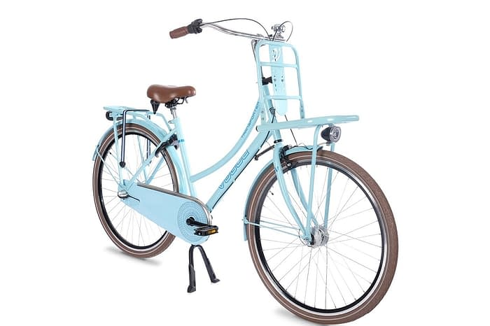 Vogue transport dames transportfiets blauw