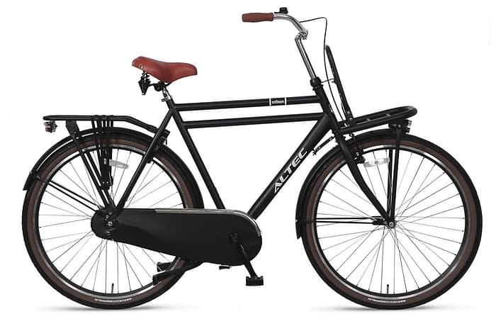 Altec-Urban-28inch-Transportfiets-Heren-63-Zwart