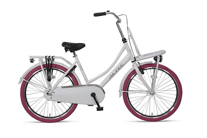 Altec-Urban-meisjesfiets-22inch-Transportfiets-Pearl-White