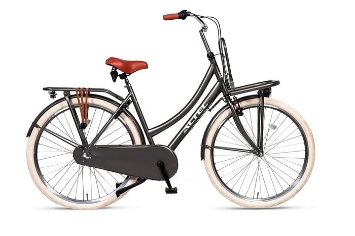 Altec-Dutch-Damesfiets-28inch-Transportfiets-N3-53cm-Melis-Brown-NIEUW