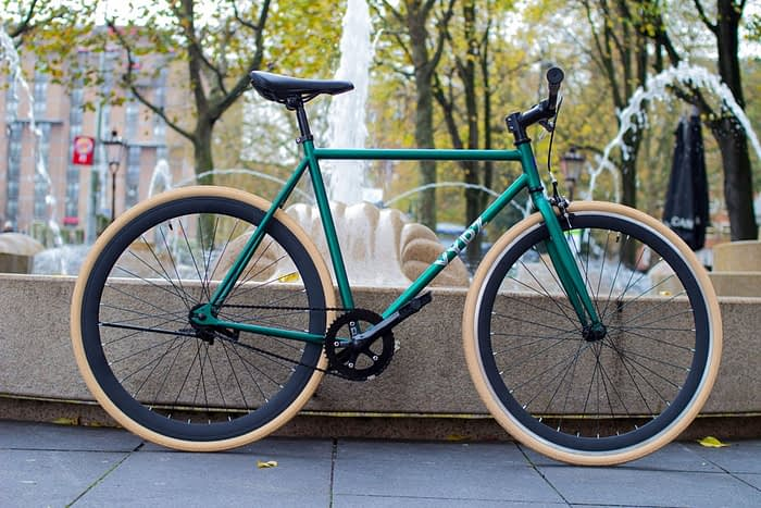 Vydz 'Commando' single speed bike
