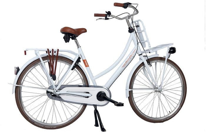 Aynak Muze Transportfiets 3-Speed wit