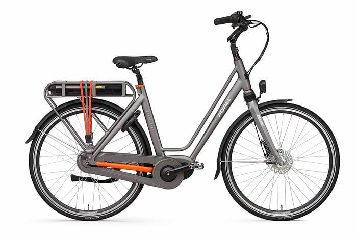Popal E-Volution 10.0 Elektrische fiets 28 inch Grey