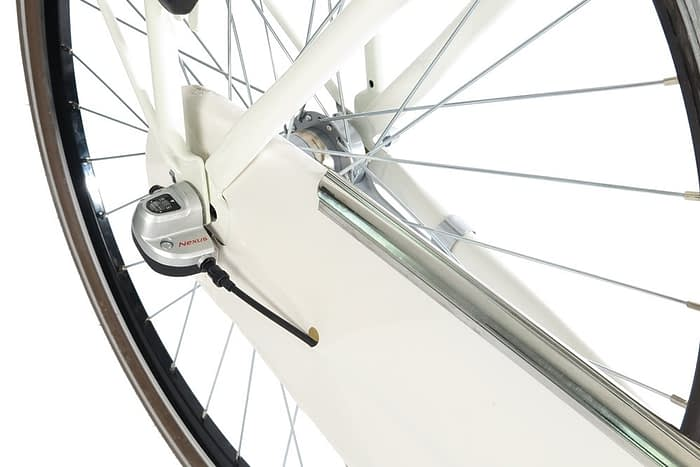 Vogue transport dames transportfiets Creme